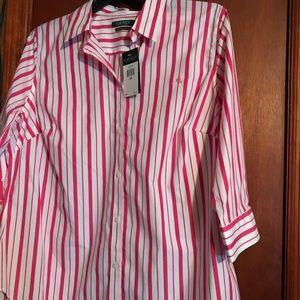Ralph Lauren blouse 2x